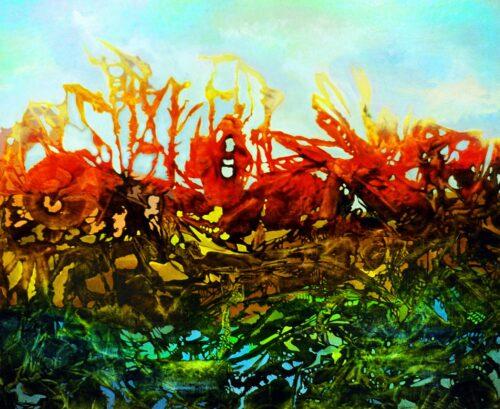 Otto Rapp Painting: Bogomil Sunrise