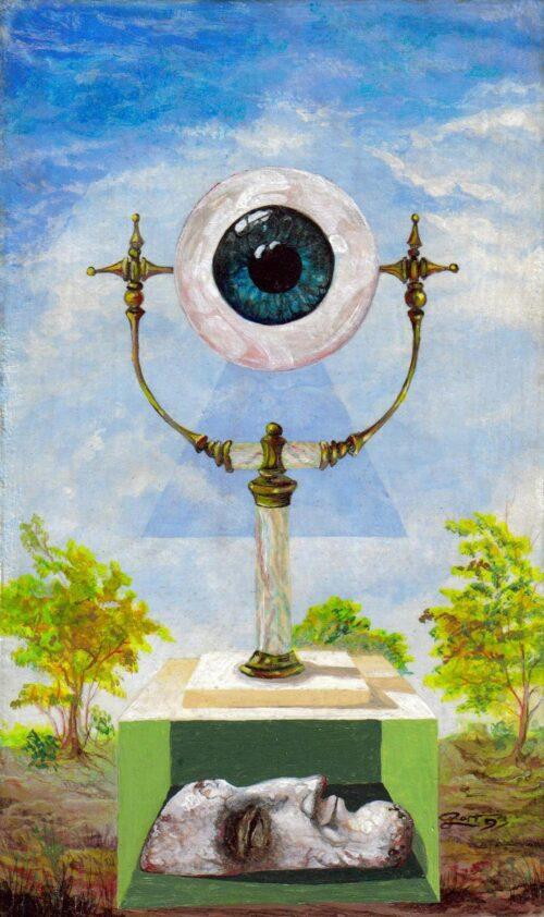 Bogomils Ocular Tomb Otto Rapp Bild