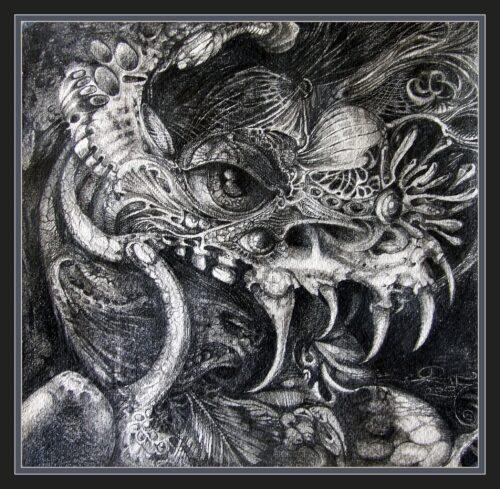 Cherubim Of Beasties Otto Rapp Bild