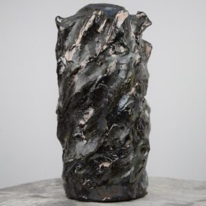 Cooled Magma Sculpture Sergey Sovkov