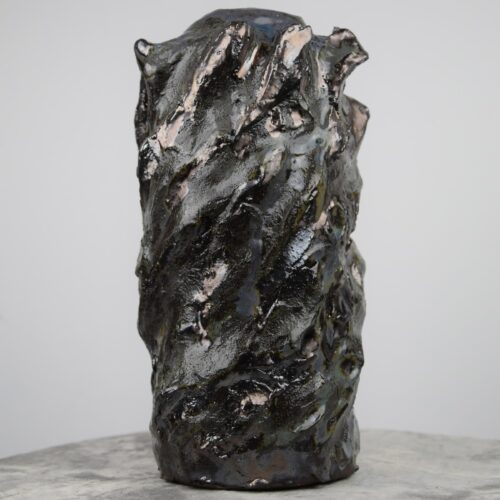 Cooled Magma Sculpture Sergey Sovkov