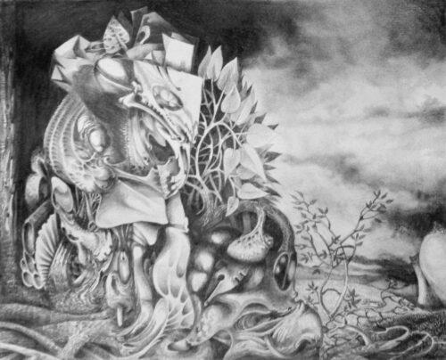 Cthulhu Growth Otto Rapp Bild