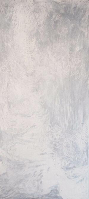 Daniel Leiter Tusche Dispersion Auf Baumwolle 2
