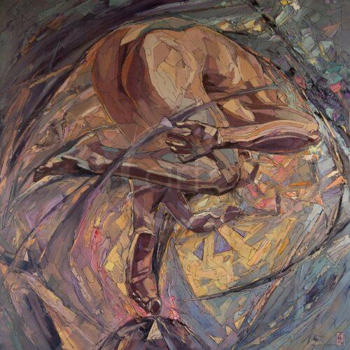 Sergey und Erwin Sovkov Painting: Mysterious work