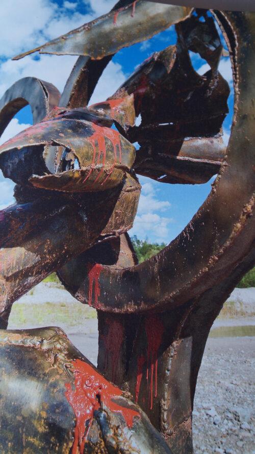 Glaenzt wie gold hans peter profunser skulptur