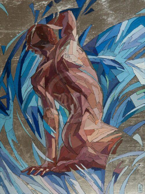 Sergey und Erwin Sovkov Painting: Cure