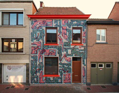 Hnrx Graffiti Belgium 18 Streetart