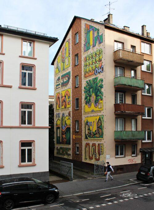 Hnrx Graffiti Frankfurt 18 Streetart