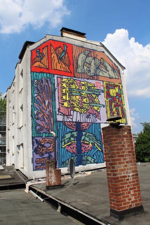 Hnrx Graffiti Hamburg 18 Streetart 4