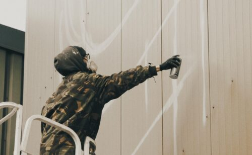 Hnrx Graffiti Kuenstler