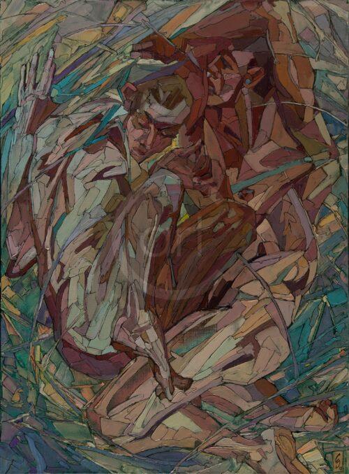 Meine Seele Sergey Erwin Sovkov Bild
