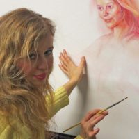 Mimi Staneva Portrait