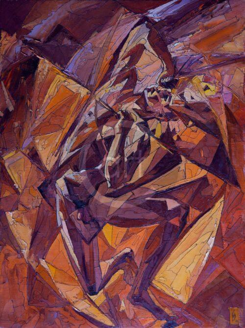 Prometheus Sergey Erwin Sovkov Bild