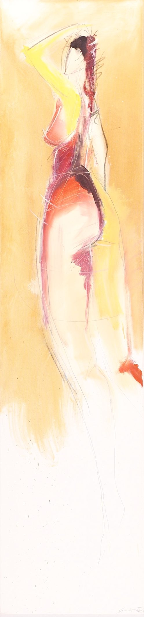 Savio Verra Painting: Souldancer 2
