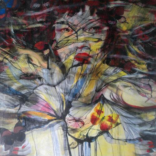 Patricia Frida Unique Artwork: Seishin