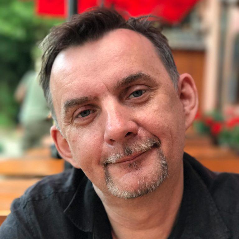 Sergey Sovkov Portrait