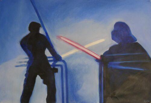 Star Wars Grafik 1 Bild Anne Suttner
