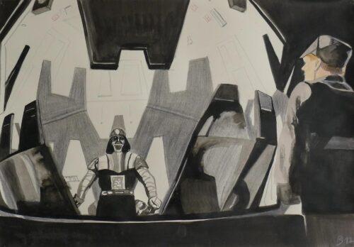 Star Wars Grafik 2 Bild Anne Suttner