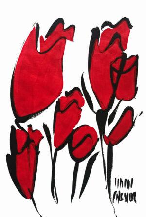 Tulpenbeet Bild Hans Salcher