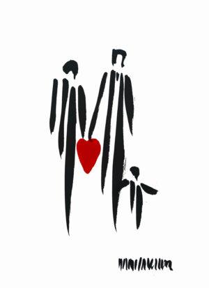 Unendliche Liebe Bild Hans Salcher