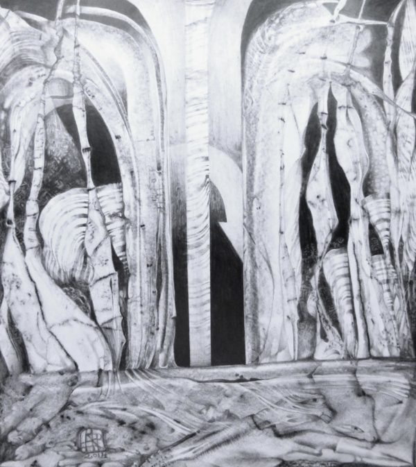 Fomorii Series Drawing